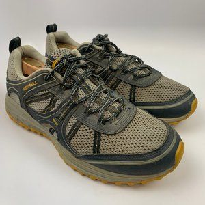 Merrell  11 US  Women Athletic Tennis Shoes Gray A